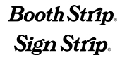 Sign Strip & Booth Strip